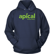 Load image into Gallery viewer, teelaunch T-shirt Unisex Hoodie / Navy / S Apical Unisex Hoodie