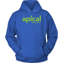 Load image into Gallery viewer, teelaunch T-shirt Unisex Hoodie / Royal Blue / S Apical Unisex Hoodie