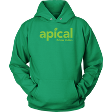 Load image into Gallery viewer, teelaunch T-shirt Unisex Hoodie / Kelly Green / S Apical Unisex Hoodie
