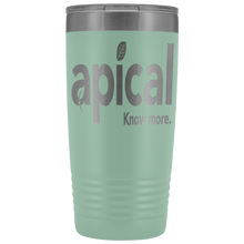 Load image into Gallery viewer, teelaunch Tumblers Teal Apical 20oz Vacuum Tumber