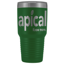 Load image into Gallery viewer, teelaunch Tumblers Green Apical 30oz Vacuum Tumbler