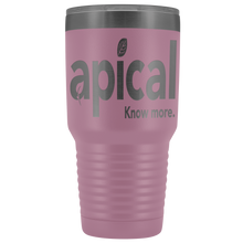 Load image into Gallery viewer, teelaunch Tumblers Light Purple Apical 30oz Vacuum Tumbler