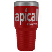 Load image into Gallery viewer, teelaunch Tumblers Red Apical 30oz Vacuum Tumbler
