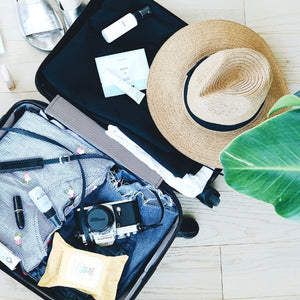 How to EFFICIENTLY and FASHIONABLY Pack for Vacation