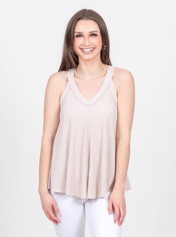 Find My Way Mauve Tank