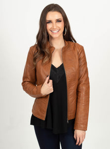 The Palo Alto Leather Jacket