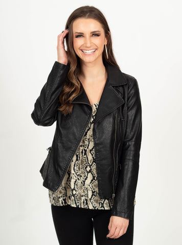 The Girl Crush Leather Jacket