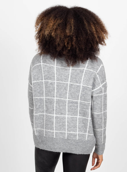 The Gridlock Sweater