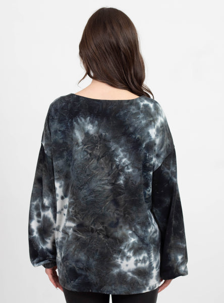 Beyond Reason Tie Dye Top