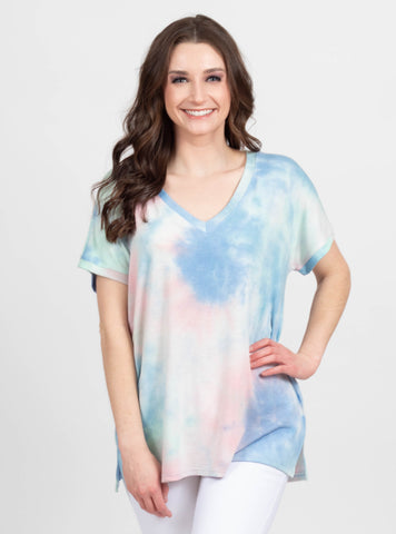 Lucid Dreams Tie Dye Top
