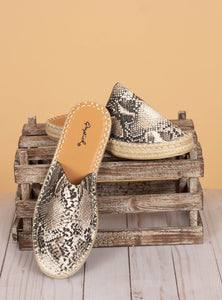 The Sequoia Espadrilles