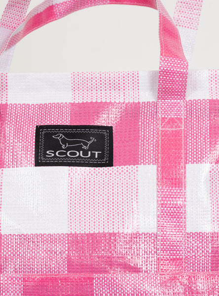 Scout Toteworthy Shoulder Bag-Pink Check
