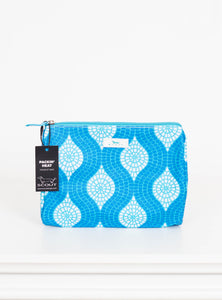 Scout Packin' Heat Makeup Bag-Sweet Tile of Mine