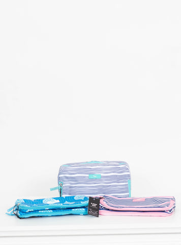 Scout 3-Way Bag Toiletry Bag-Call Me Wavy