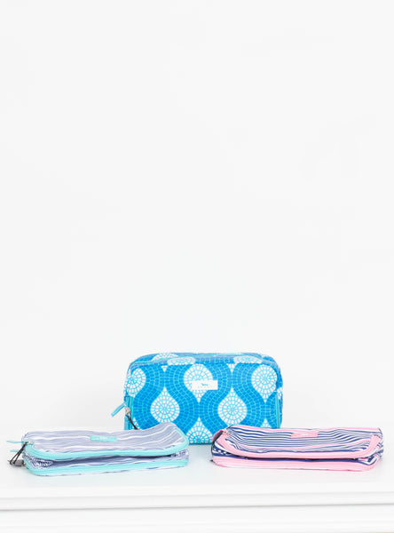 Scout 3-Way Bag Toiletry Bag-Sweet Tile of Mine