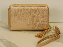Load image into Gallery viewer, The Davis Zip Wristlet