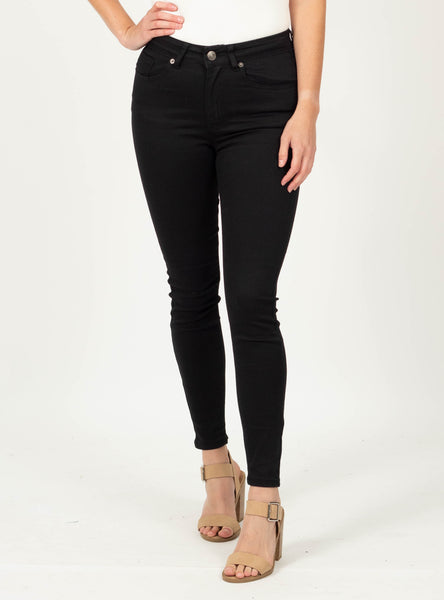 The Darcy Jeans - Black