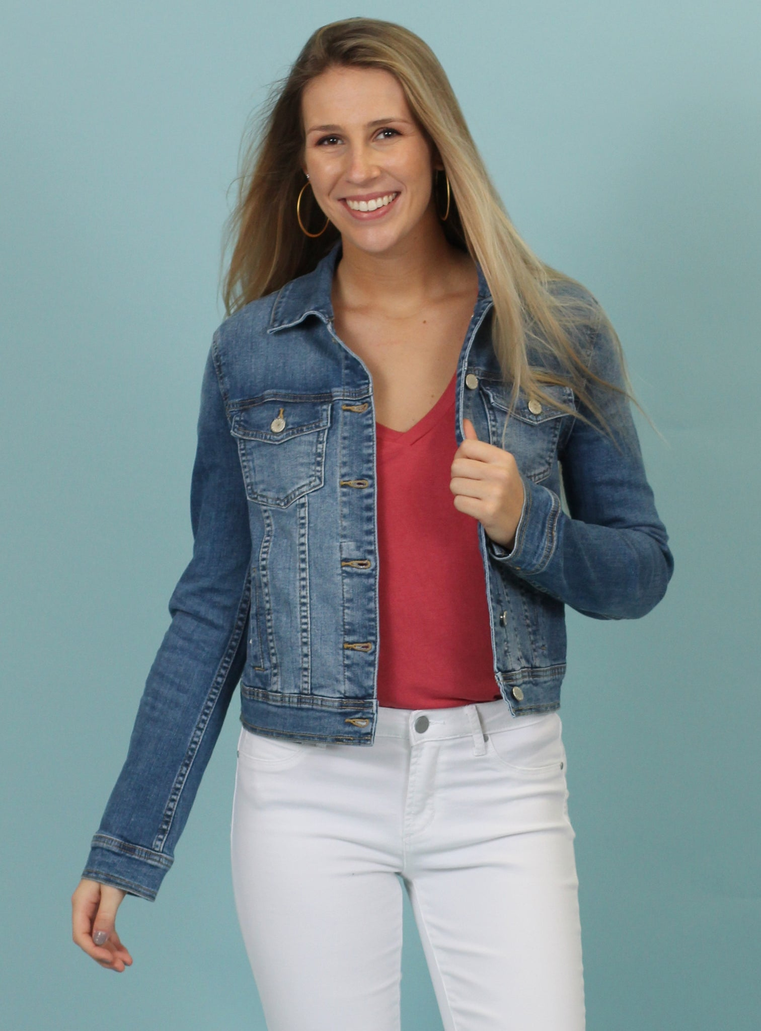 The Classic Jean Jacket