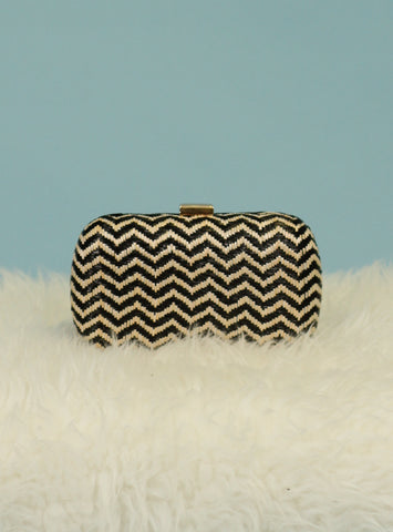 The Eloise Clutch - Black