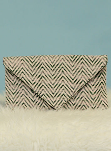 The Allison Envelope Clutch
