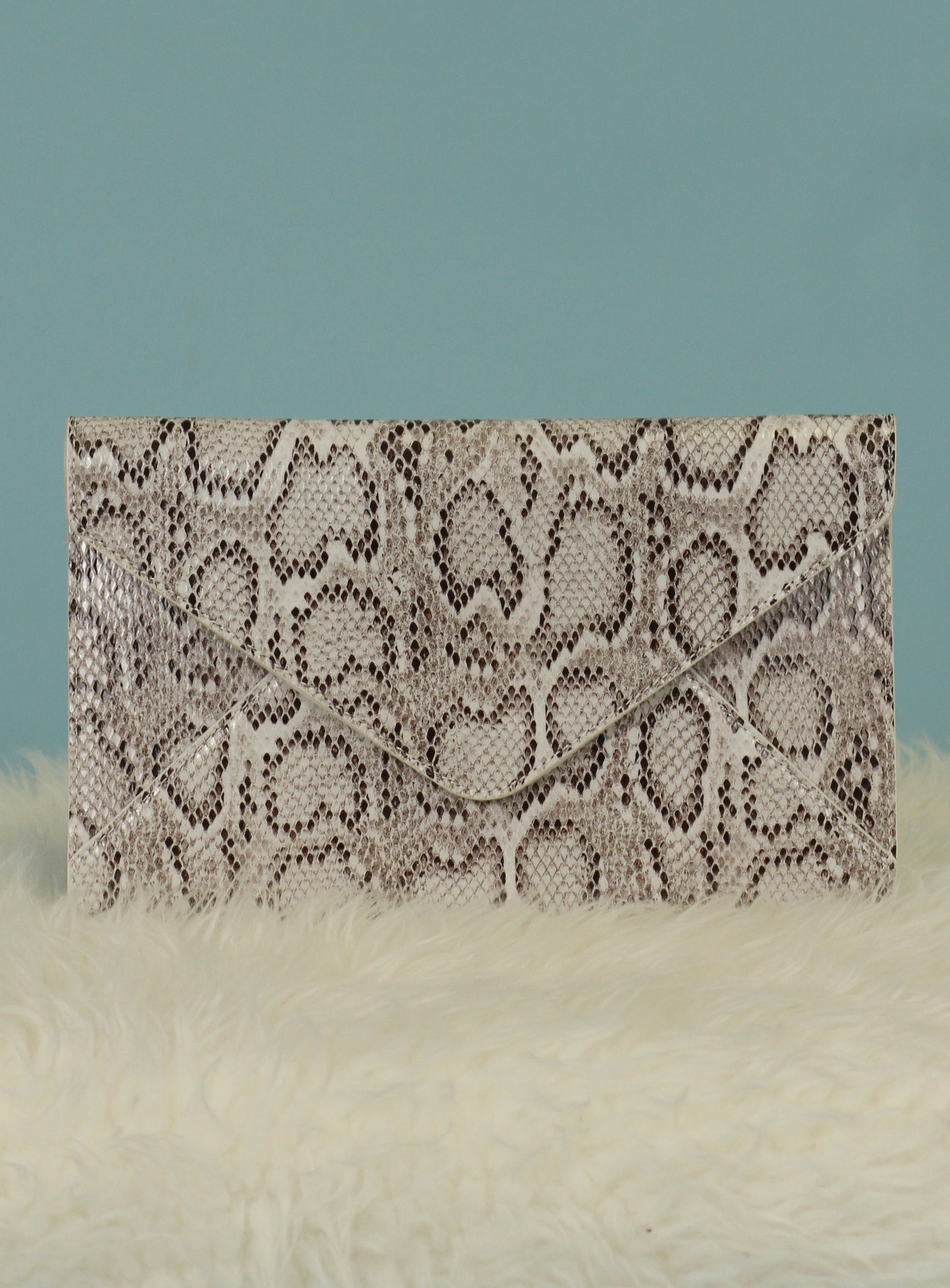 The Nola Envelope Clutch