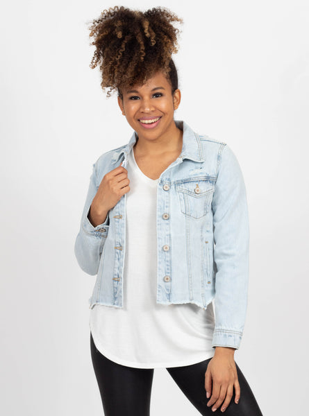 The Memphis Denim Jacket