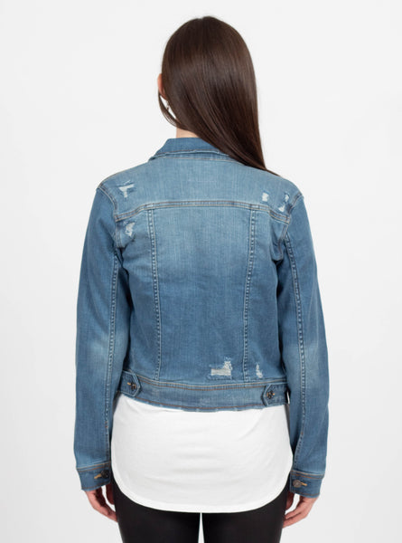 The Phoenix Denim Jacket