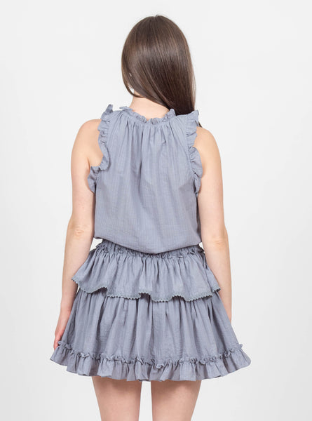 Back Up Plan Blue Dress