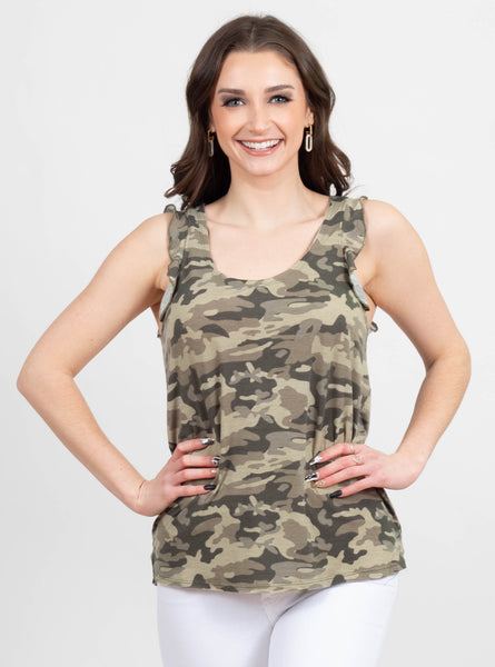 New Direction Camo Tank