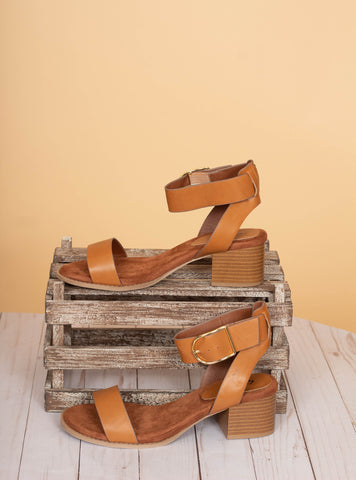 The Doria Heeled Sandals