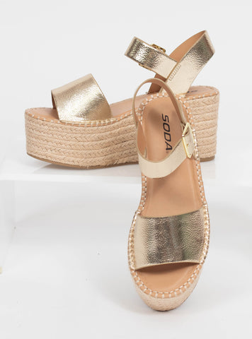 Census Gold Wedges