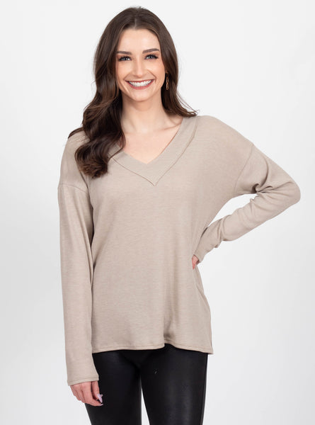 Good Company Taupe Top