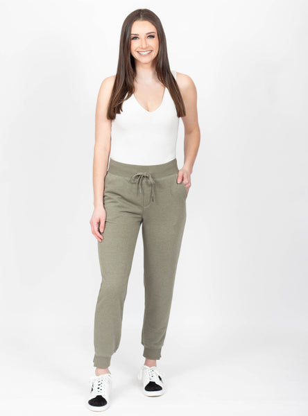 Meadow Walk Green Joggers
