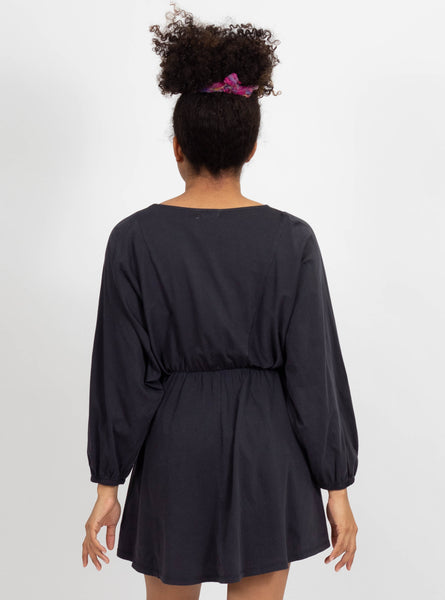Looking For You Black Dress by Z Supply