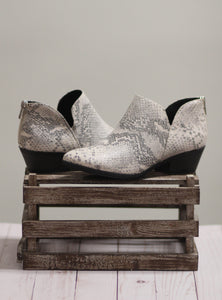 The Mafic Python Booties