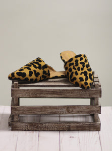The Swirl Mules - Leopard