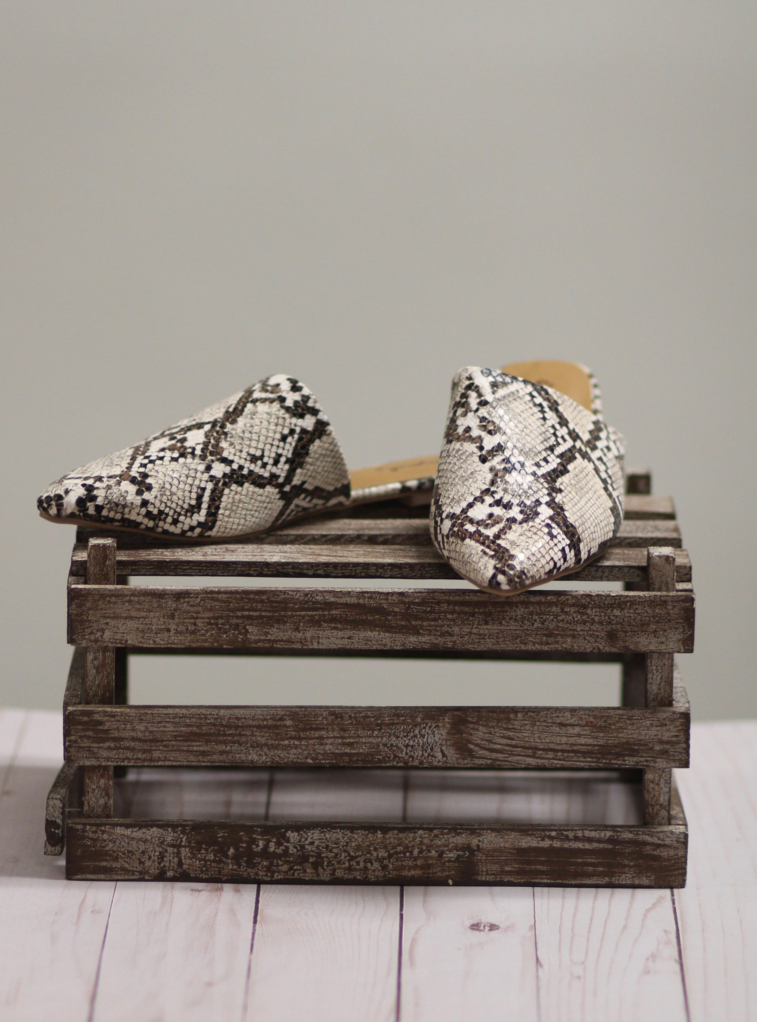 The Swirl Mules - Snake