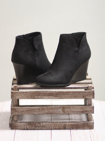 The Ability Booties - Black