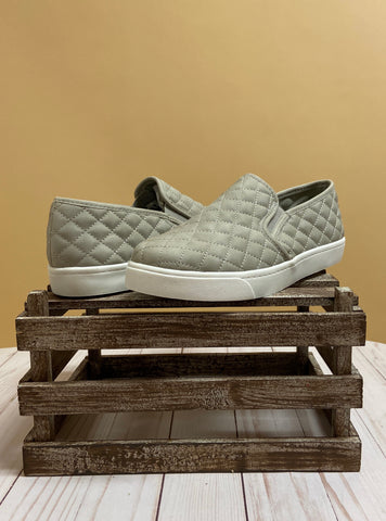 The Envy Slip On - Grey