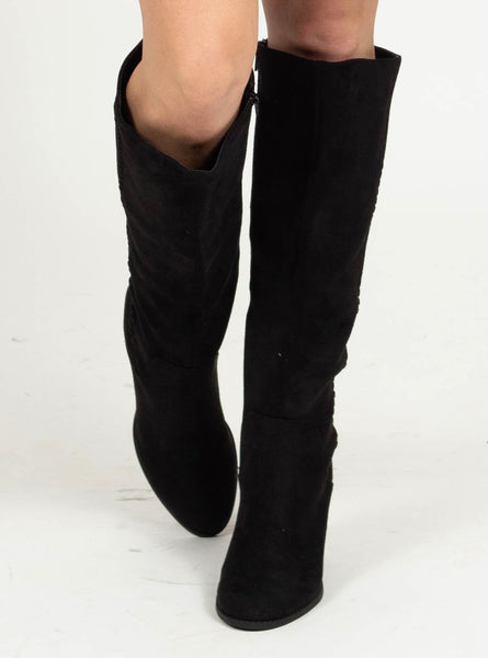 The Hickory Boots - Black