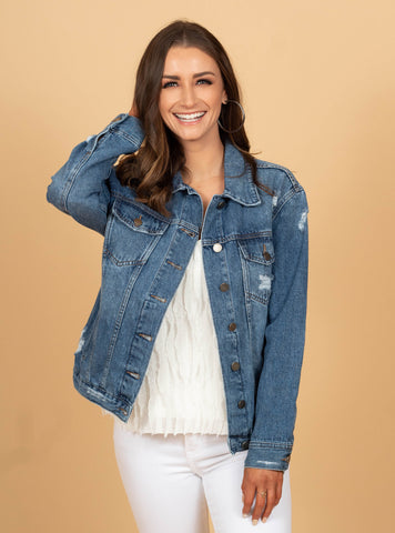 The Fresno Denim Jacket
