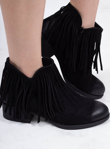 The Dylan Booties