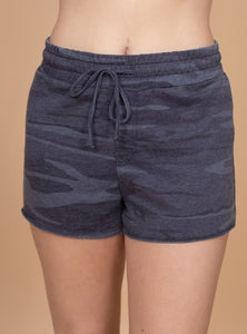 The Sporty Shorts - Blue