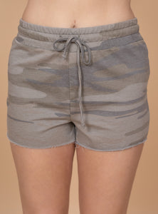 The Sporty Shorts - Sage