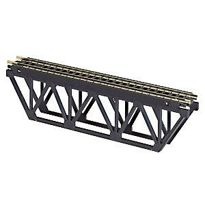 "Atlas 2547 N Deck Truss Bridge Kit (5"" Straight Section) Code80"