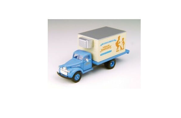 Mini Metals 30364 HO 1941-1946 Chevrolet Reefer Truck 'Howard Johnson's'
