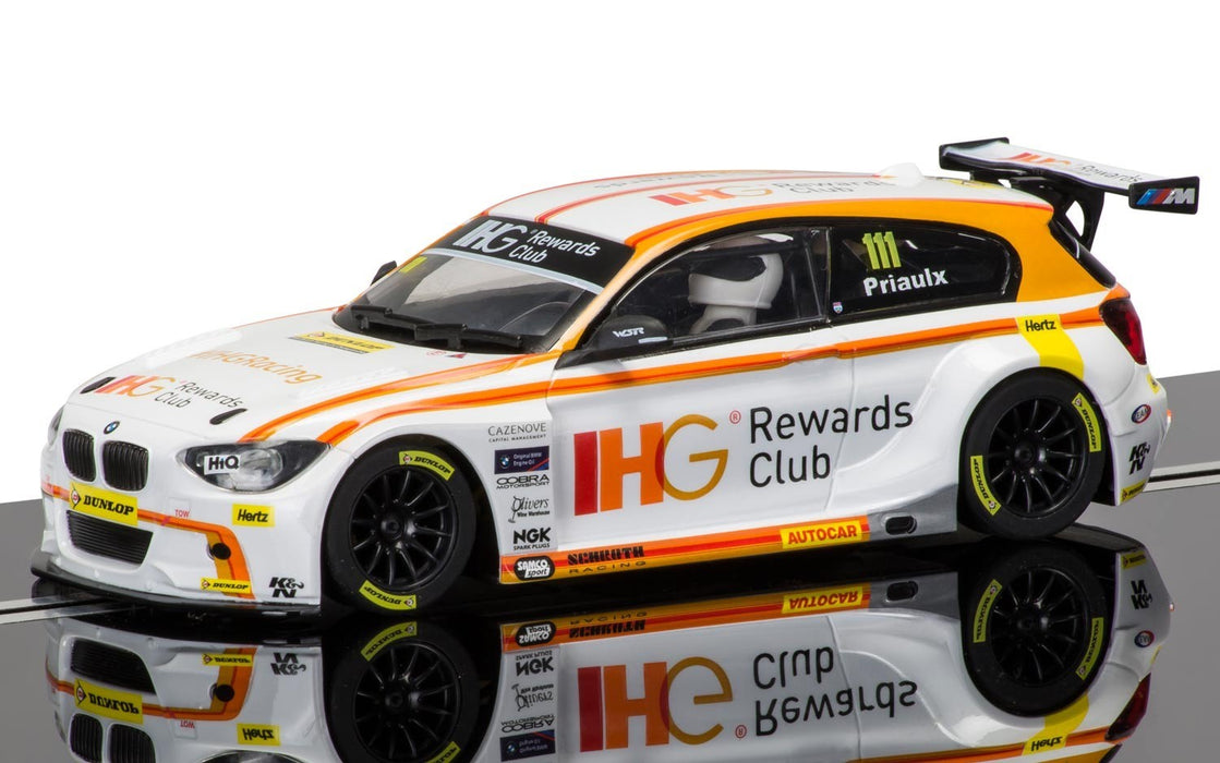 Scalextric C3784 BTCC BMW 125 - No.111 Andy Priaulx 2015