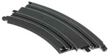 Micro Scalextric G106 1:64 45 Degree Curve 153mm length