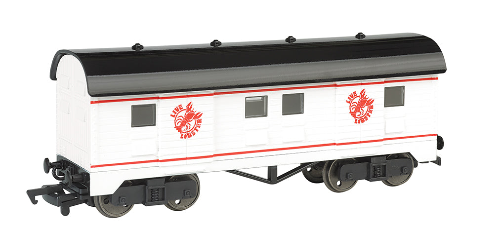 Bachmann USA 77017 HO Refrigerator Car/Reefer with Lobster Load (Thomas & Friends)