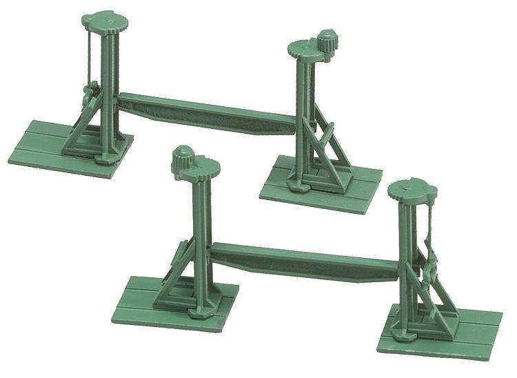 Faller 120278 HO Spindle Lifting Jacks